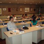 Participantes de la XIII edición del Master en Dirección y Gestión de los Sistemas de Seguridad Social