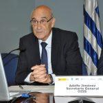 Adolfo Jiménez Fernández, Secretario General OISS