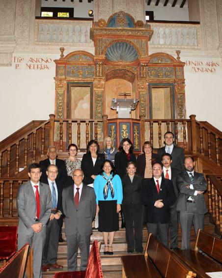 Foto Familia VII Master en Dirección y Gestión de Planes y Fondos de Pensiones