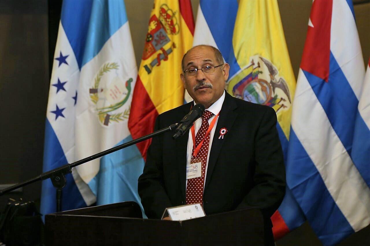 Ministro de Trabajo y Seguridad Social de Paraguay, Guillermo Sosa