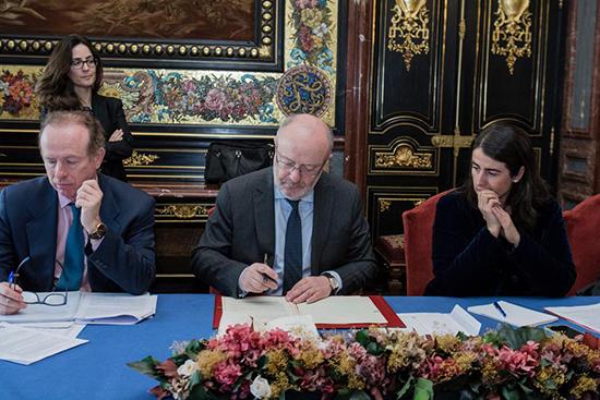 El Secretario Estado de Cooperación Internacional y para Iberoamérica y el Caribe (SECIPIC), Fernando García Casas