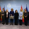 Evento con ocasión del nombramiento de la ministra de Empleo y Seguridad Social de España