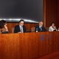 Clausura de la XIII edición del Master en Dirección y Gestión de los servicios de Salud