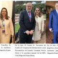 La OISS en la II reunión de Cancilleres preparatoria de la Conferencia Iberoamericana hacia la XXVI Cumbre Iberoamericana de Jefes de Estado y de Gobierno. (7 de diciembre de 2017, La Antigua, Guatemala)