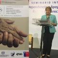"""OISS - Seminario Internacional """"Dependencia y apoyo a los cuidados, asunto de derechos humanos"""""""