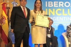 La secretaria general de la OISS es declarada Huésped de Honor por la Legislatura de la Ciudad Autonómica de Buenos Aires