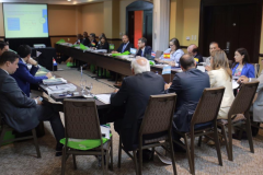 La OISS realiza comités regionales y el Comité Permanente de 2018
