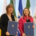 La OISS y el Consejo Empresarial Alianza por Iberoamérica – CEAPI firman convenio para promover en Iberoamérica la internacionalización de la Seguridad Social.