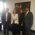 Reunión OISS-Positiva Compañia de Seguros de Colombia