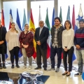 La OISS recibe la visita de representantes del Consejo de la Juventud de España y del Foro Latinoamericano y Caribeño de Juventudes FLACJ