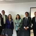 Reunión de trabajo OISS - Ministerio de Salud y Protección Social de Colombia