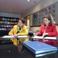 La Caja Costarricense de Seguro Social (CCSS) y la OISS firman Convenio marco de colaboración