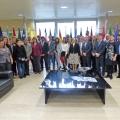 Clausura del II curso de especialización en formulación de políticas públicas sociales en Iberoamérica.