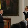 Se posesiona Fernando Carrillo Flórez como nuevo Procurador General de Colombia
