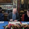 Plan Operativo Anual (POA) 2018 en el camino de la Agenda 2030, firmado entre la SECIPIC/AECID y la OISS.