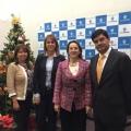 Reunión OISS y Superintendencia de Subsidio Familiar de Colombia