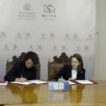 La OISS y la Universidad de Salamanca de España suscribieron Convenio Marco de Cooperación