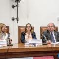 """La secretaria general de la OISS clausura las """"Jornadas de Prevención de Riesgos Laborales. El Programa Universitas de Castilla y León"""", organizada en la Universidad de Salamanca."""