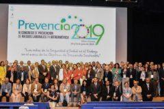 """Celebración del """"XI Congreso de Prevención de Riesgos Laborales en Iberoamérica"""""""