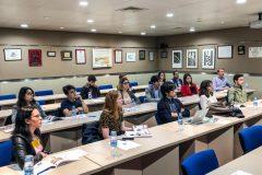 Estudiantes del Máster de la Escuela Diplomática de España visitan la OISS