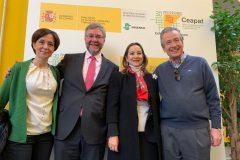 La OISS participa del 30 aniversario del Centro de Referencia Estatal de Autonomía Personal y Ayudas Técnicas - CEAPAT
