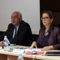Acto de inauguración de la fase presencial del Máster en Dirección y Gestión de los servicios de salud Madrid- España