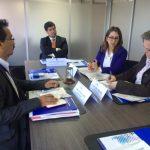 Reunión OISS- Ministerio de Trabajo