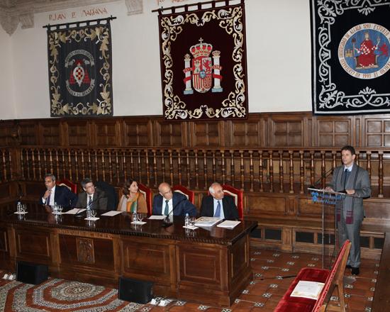 Sylvio Eugenio de Araujo, representante de los alumnos del Máster en Dirección y Gestión de Planes y Fondos de Pensiones