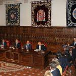 Discurso de Pablo Santamaria Jerez, Representante de los Alumnos del máster