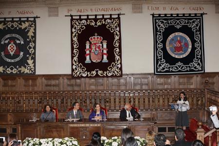 La representación de los alumnos, Royma Sibely Ávila Ramirez