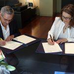 Firma del Convenio OISS-ACEMI