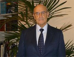 D. Adolfo Jiménez,  Secretario General de la OISS