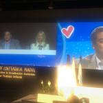 Ministro de Trabajo de Argentina y presidente de la Organización Iberoamericana de Seguridad Social OISS, Jorge Triaca
