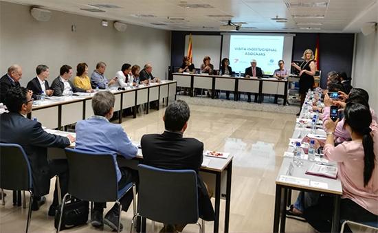 En la Dirección Provincial de la Tesoreria General de la Seguridad Social en Barcelona