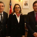 Reunión OISS-Ministerio de Desarrollo Social de Chile