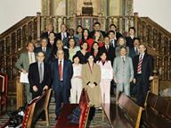 Alumnos de los cursos de Diplomado E-Learning