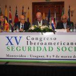 XV Congreso Iberoamericanno de Seguridad Social
