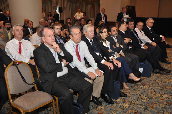 Participantes al Congreso