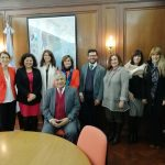 Foto de grupo de la reunión