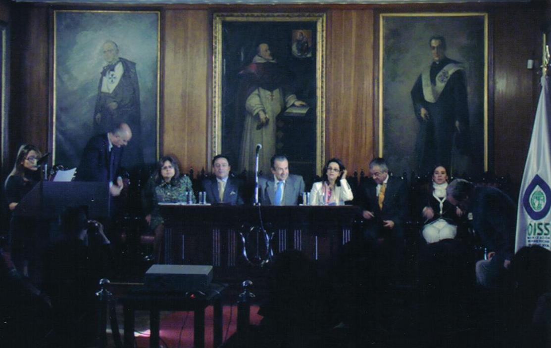 Instalación II Seminario Internacional de Políticas Públicas de Envejecimiento y Vejez