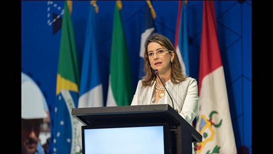 Intervención de la Secretaria General de la OISS