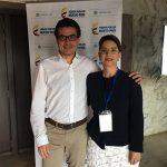 La Secretaria General de la OISS y el Ministro de Salud y Protección Social de Colombia