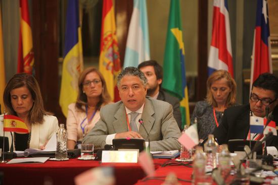 Tomás Burgos, Secretario de Estado de la Seguridad Social de España