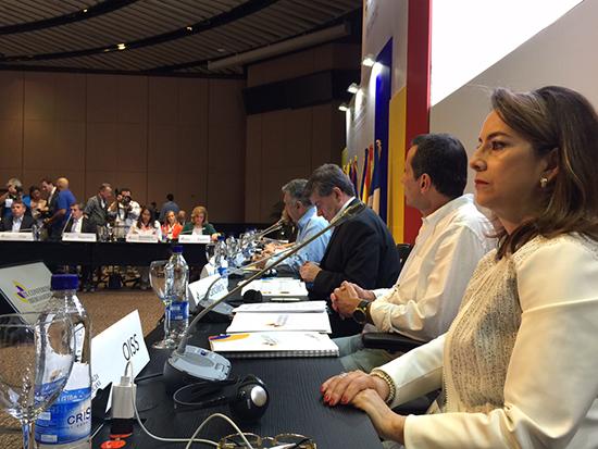 Conferencia de Ministros