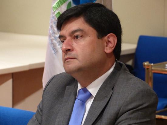 Nuevo Director del Centro Regional de la OISS para Colombia y el Area Andina