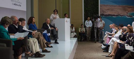 Intervención de la Secretaria General Iberoamericana