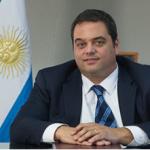 Excmo Sr. Jorge Triaca es el Secretario de Estado de la Cartera de Trabajo de Argentina
