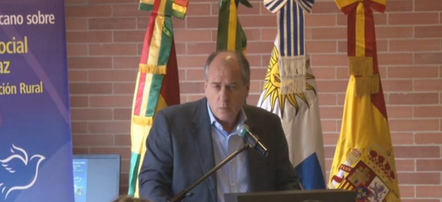 Intervención del Ministro de Trabajo de Uruguay