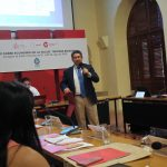 Foto en desarrollo del curso