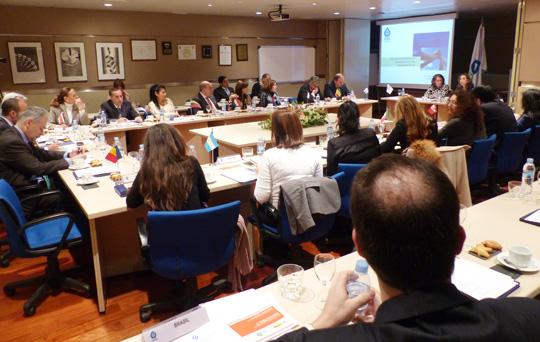 Embajadores, Consules y representantes de embajadas, consulados y Organismos Internacionales